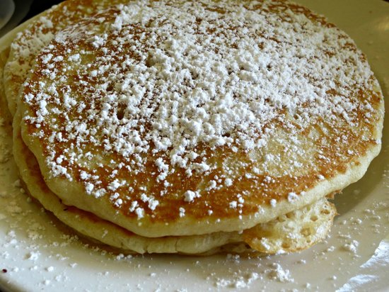The Pancakery: Side of Pancakes