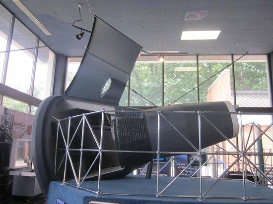 NASA GSFC Visitor Center: nasa goddard visitor center