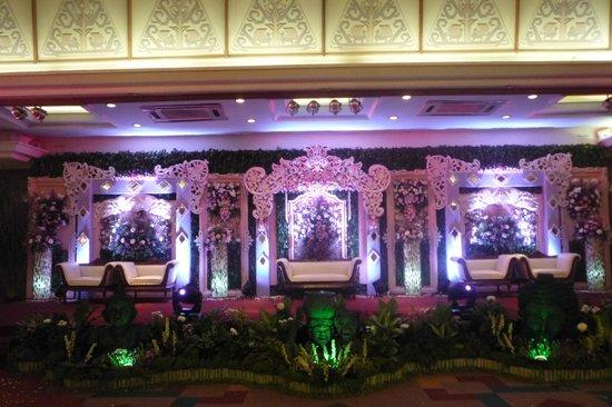 Hotel Marcopolo & Convention Hall: Gedung Wedding