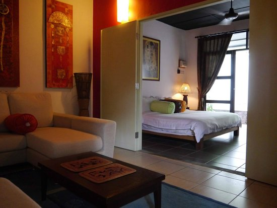 Basaga Holiday Residences: Honeymoon suite