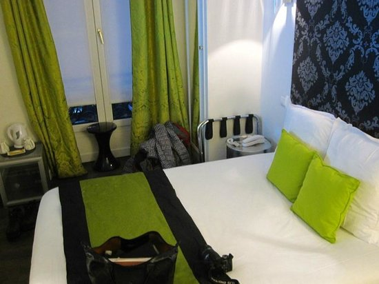 Hotel B Square: Small but cosy