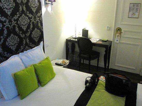โรงแรมบาทิโนลเลสวิลเลอร์: Small but cosy