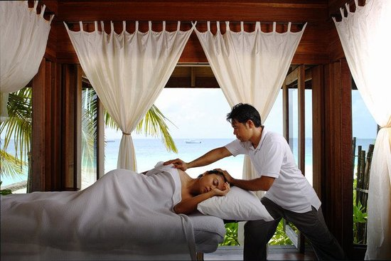 Cocoa Island by COMO: Massage