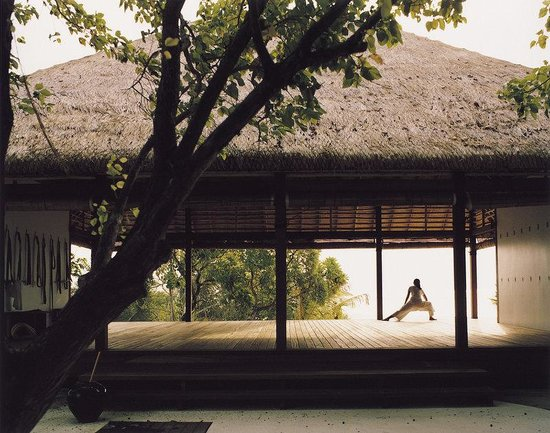 Cocoa Island by COMO : Yoga Pavillion