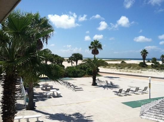 大溪地海灘汽車旅館照片