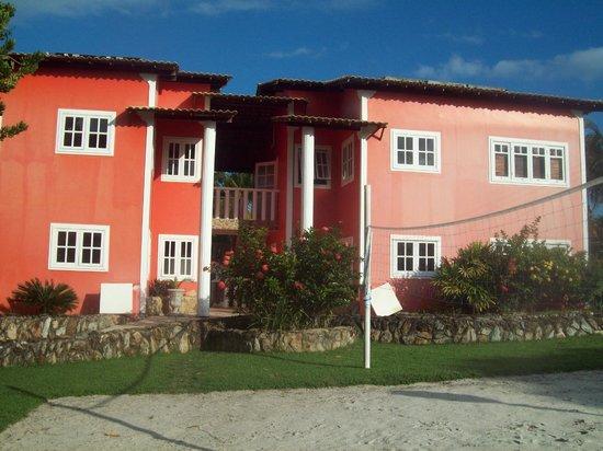 Xurupita Holiday Resort : Casas mobiliadas para hóspedes