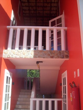 Xurupita Holiday Resort : Entrada da Casa mobiliada