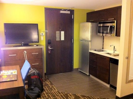 kitchenette picture of residence inn new york manhattan midtown east