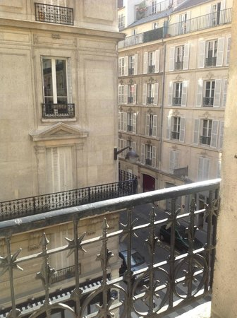 Hotel Duret: View from the hotel