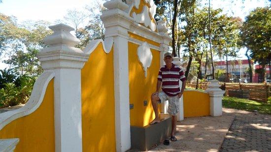 Mutirama Park : Interior do parque