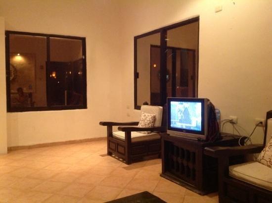 Hotel Villa Kiin: Lobby
