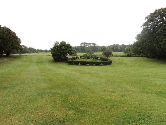 Howth Castle: parque