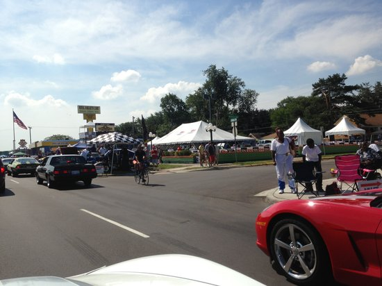 Woodward Avenue: more cruise pictures