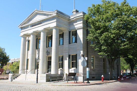 New Bedford Whaling National Historical Park: Local Architecture