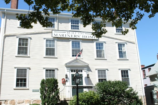 New Bedford Whaling National Historical Park: Mariner's Home