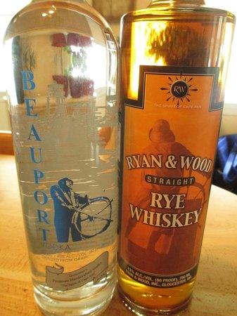 Ryan & Wood Distilleries: Vodka and Rye WhisKey