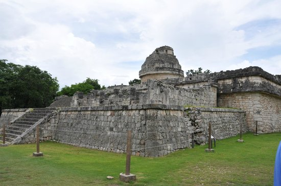 El Caracol - Observatorio : The observatory