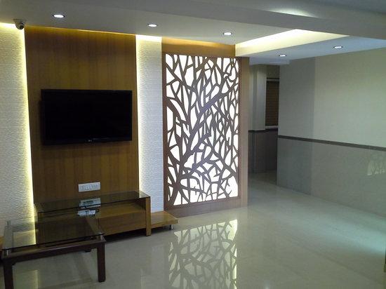 Hotel Prime : lobby area