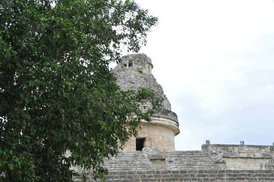 El Caracol - Observatorio : Tower of the Observatory