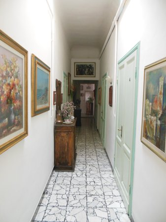 Hotel Il Bargellino : 2nd floor hall