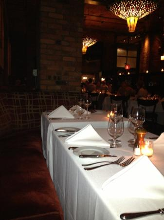 Photo of Tribeca Grill taken with TripAdvisor City Guides