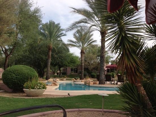Rancho Manana Resort: Rancho Manana poolside