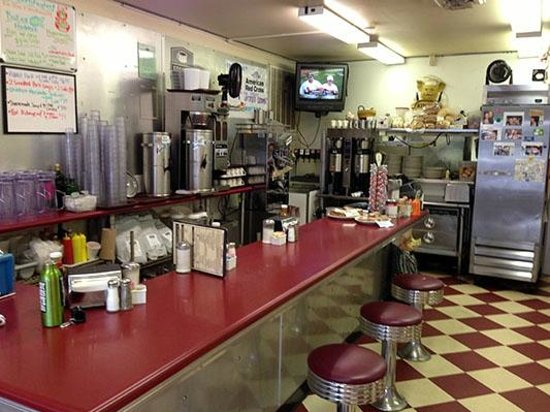 Photo of American Restaurant Smith Street Diner at 438 Battleground Ave, Greensboro, NC 27401, United States