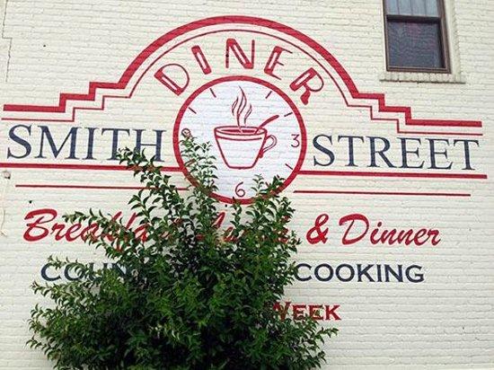 Smith Street Diner: Logo