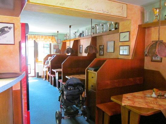 Pension Pavel Ploc: Restaurant