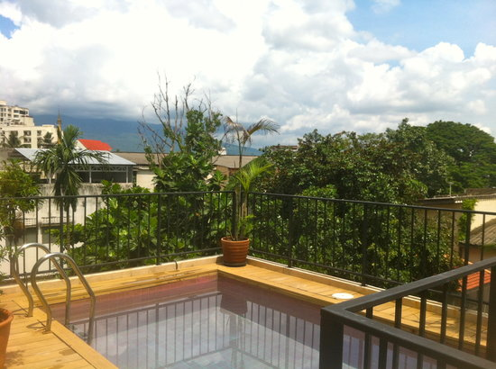 The Small Chiang Mai: Pool :-) just what you need!