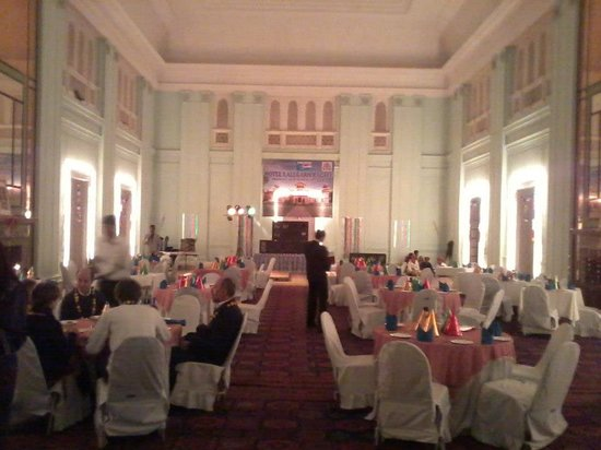 The Lallgarh Palace: Conference Hall