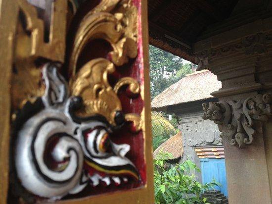 d'Umah Bali : sculpture