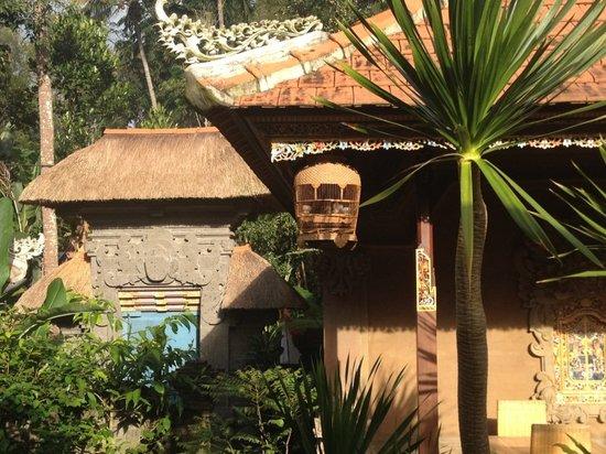 d'Umah Bali : garden