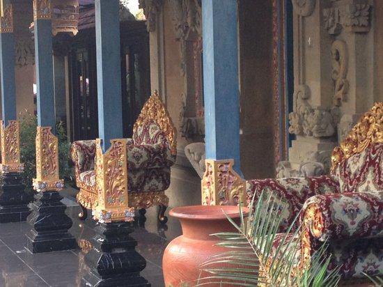 d'Umah Bali : gedong