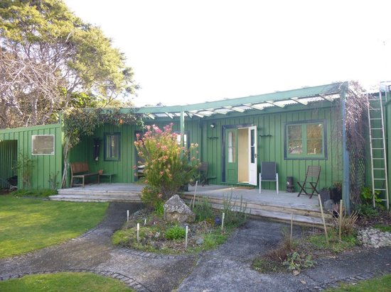 TroutBeck Fishing Lodge: units
