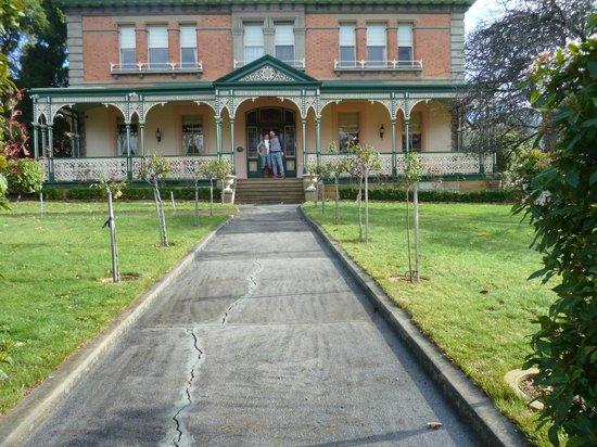 Gattonside Heritage Accommodation : Quarto