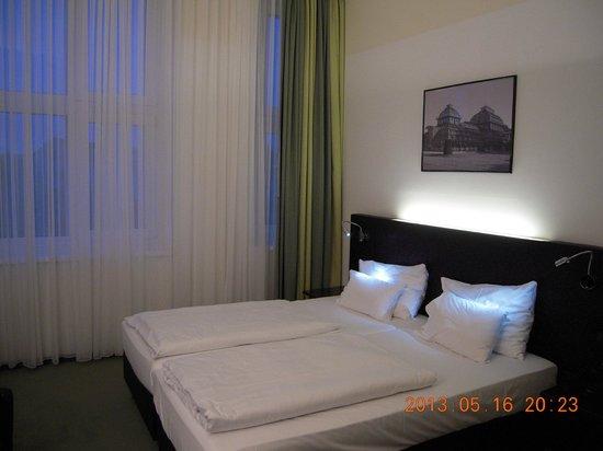 Rainers Hotel Vienna: 部屋