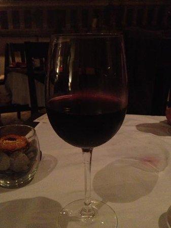 Estacion Atocha: excelente...privado, la comida excelente, buena atencion y buena carta de vinos.