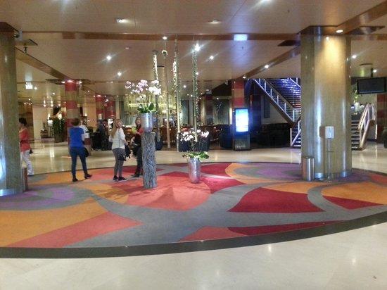 Radisson Blu Royal Hotel Copenhagen: lobby