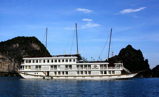 Jasmine Cruise Halong Bay