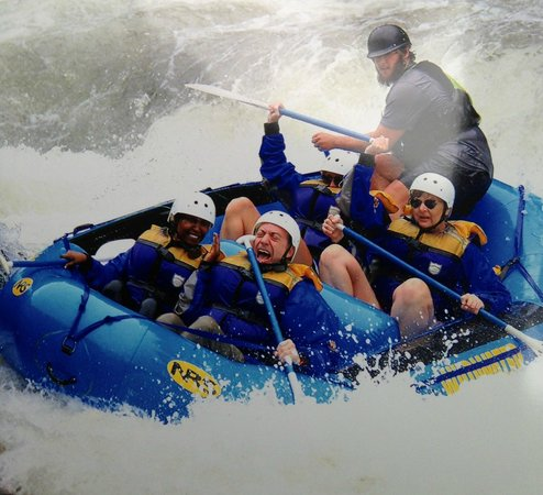 Wildwater Rafting - Chattooga : Rafting on the Chatooga River