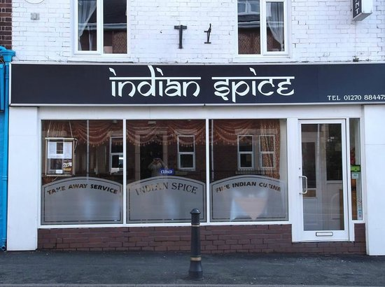 Indian Spice: RESTAURANT OUTER FRONT