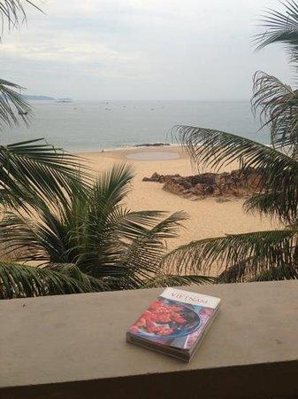 AVANI Quy Nhon Resort & Spa: view from balcony