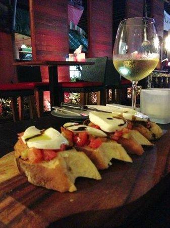 Farango Pizzeria: appetizer