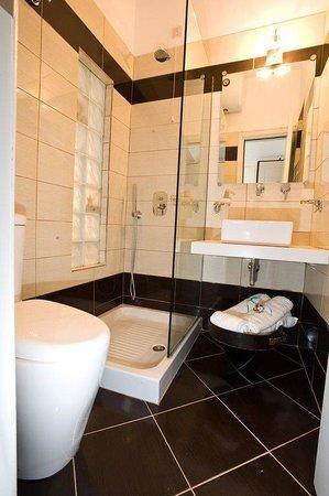 Hotel Zannis : Bathroom Design