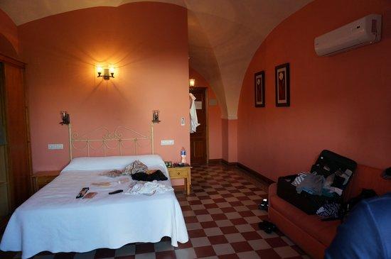 Hostal San Miguel: 室内