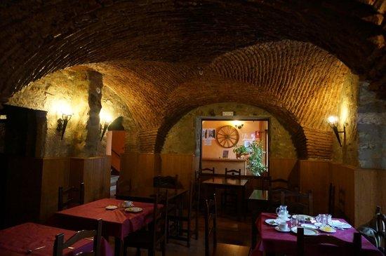 Hostal San Miguel: レストラン
