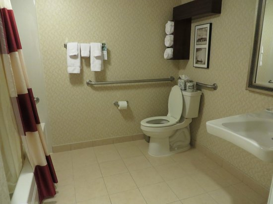 Residence Inn Boston Tewksbury/Andover: bathrooom