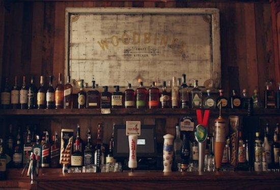 Photo of American Restaurant Woodbines at 4710 Vernon Blvd, Long Island City, NY 11101, United States