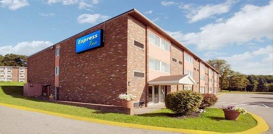 Express Inn New Stanton Pa Hotel Front